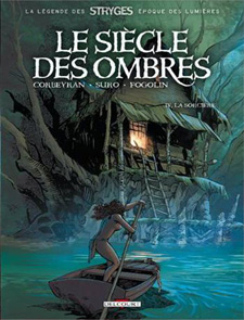 Le Sicle des ombres 4 : La sorcire